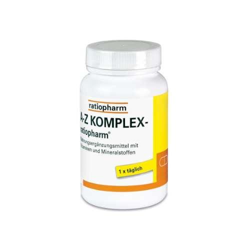 A-Z Komplexratiopharm®