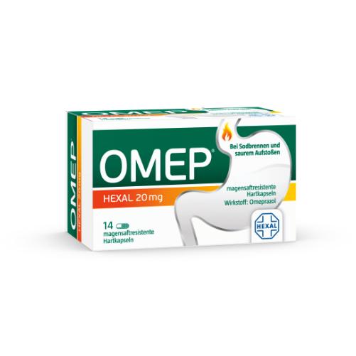 Omep Hexal 20mg Msr Hkaps