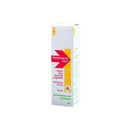 Nasenspray Elac 1mg/ml OK