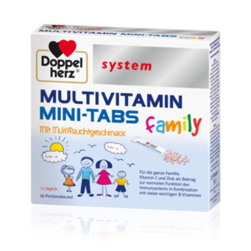 Multuvitamin - Mini Tabs