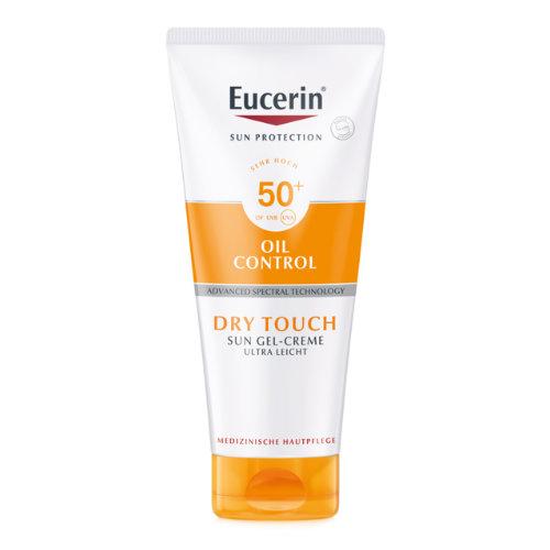 EUCERIN Sun Gel-Creme Oil Control Body LSF 50+