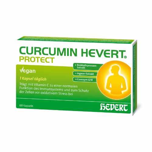 Curcumin Hevert Protect 60